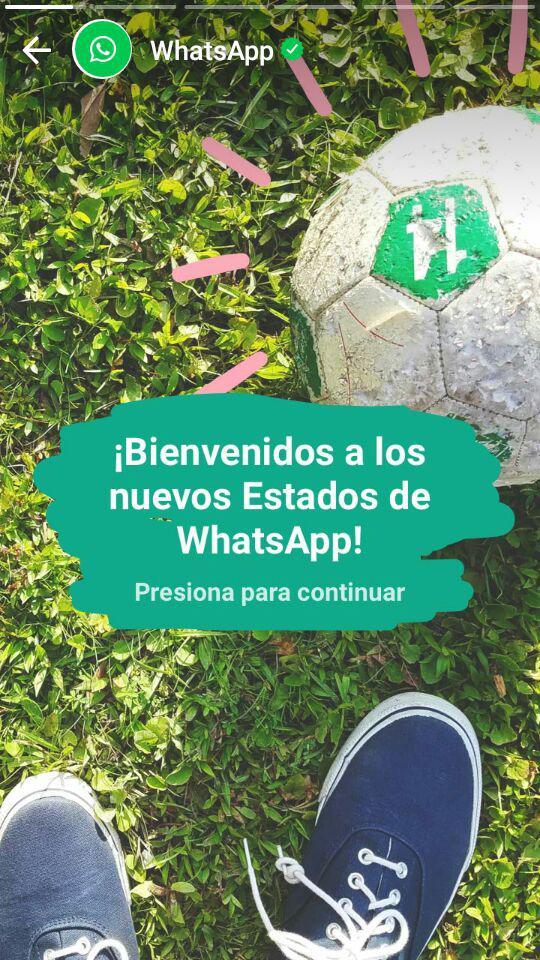 Que es WhatsApp Status