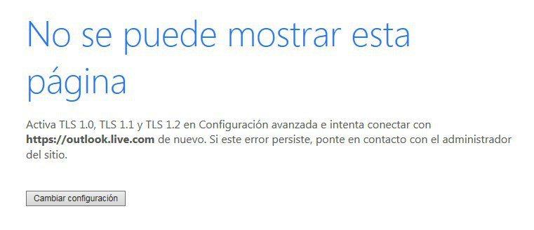 Microsoft está experimentado problemas
