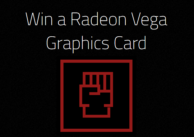 Gana una tarjeta gráfica Vega de AMD