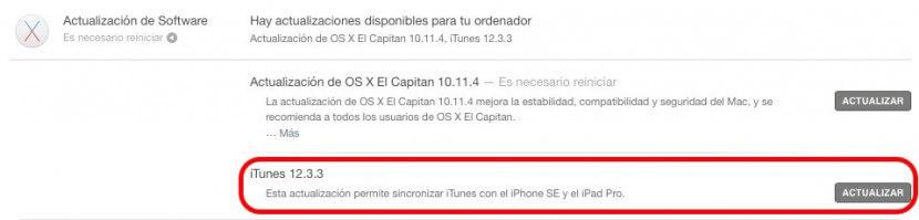 actualizacion itunes 12.3.3