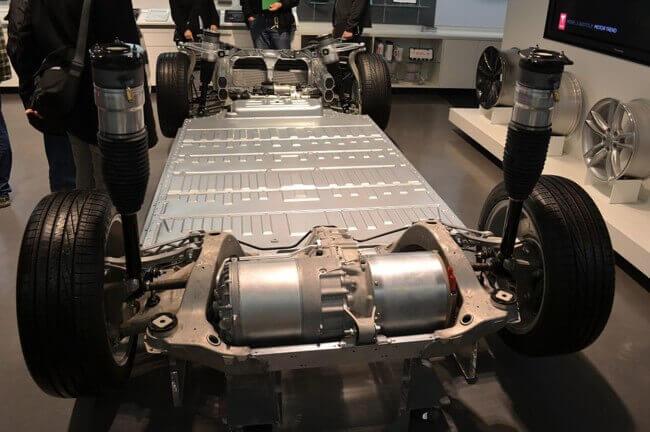 Baterías Coche Tesla