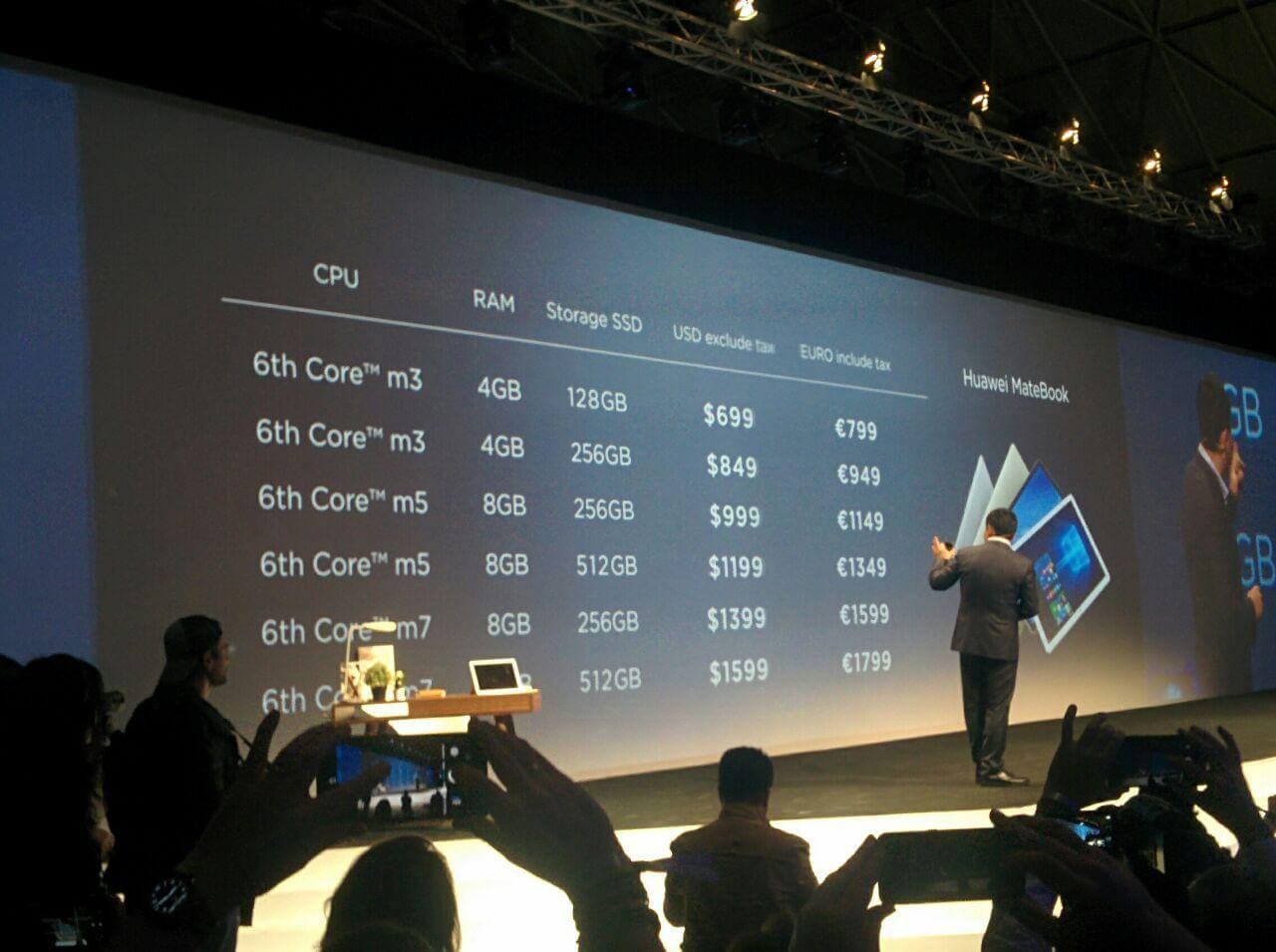 Huawei Precios Matebook