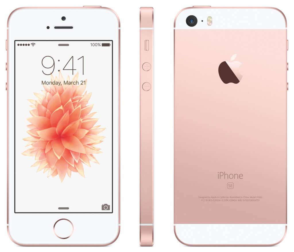 iPhone5 SE
