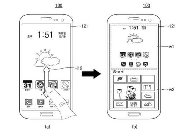 Samsung dos sistemas operativos