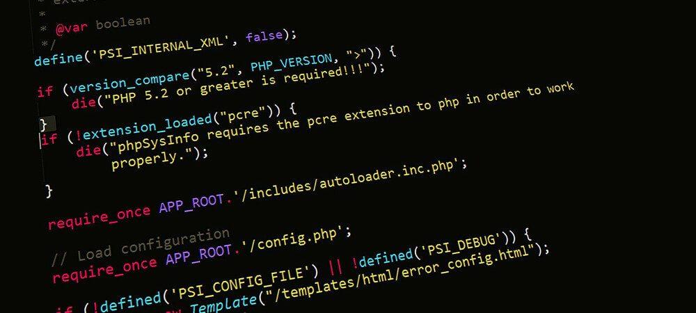 php codigo