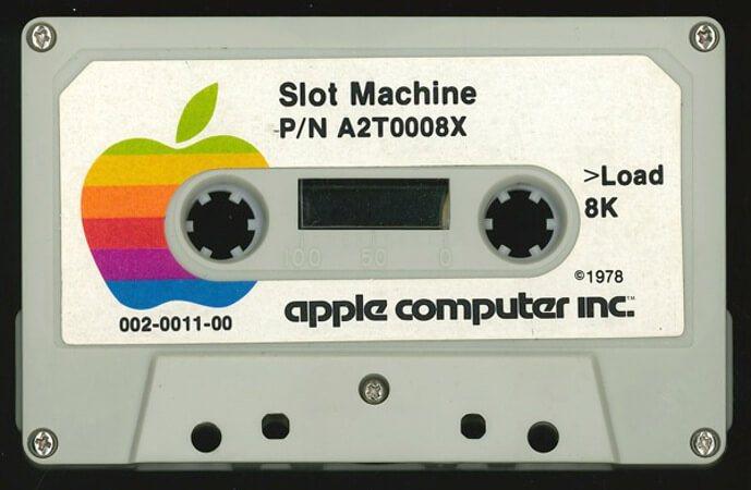 Cinras de cassette Apple