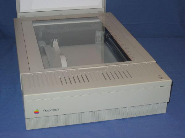 Escaner Apple