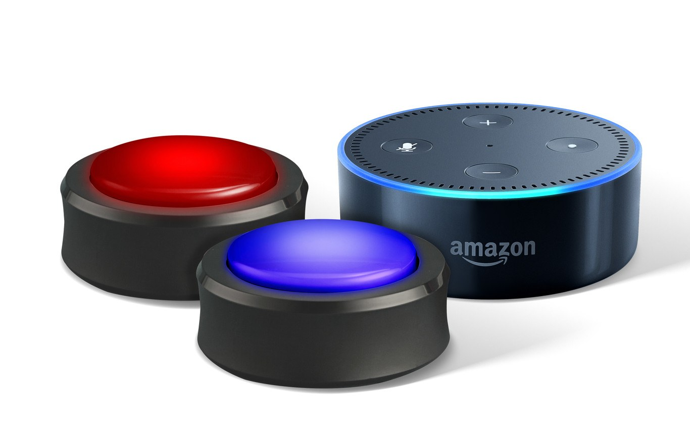 Amazon Echo Button