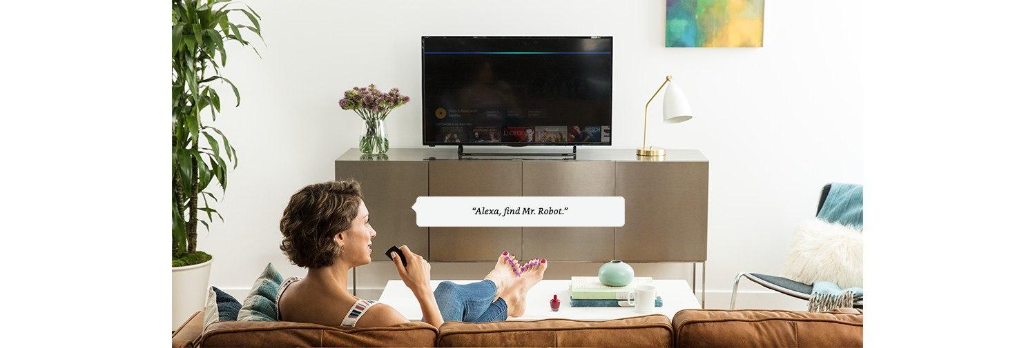 Fire TV 4K Amazon
