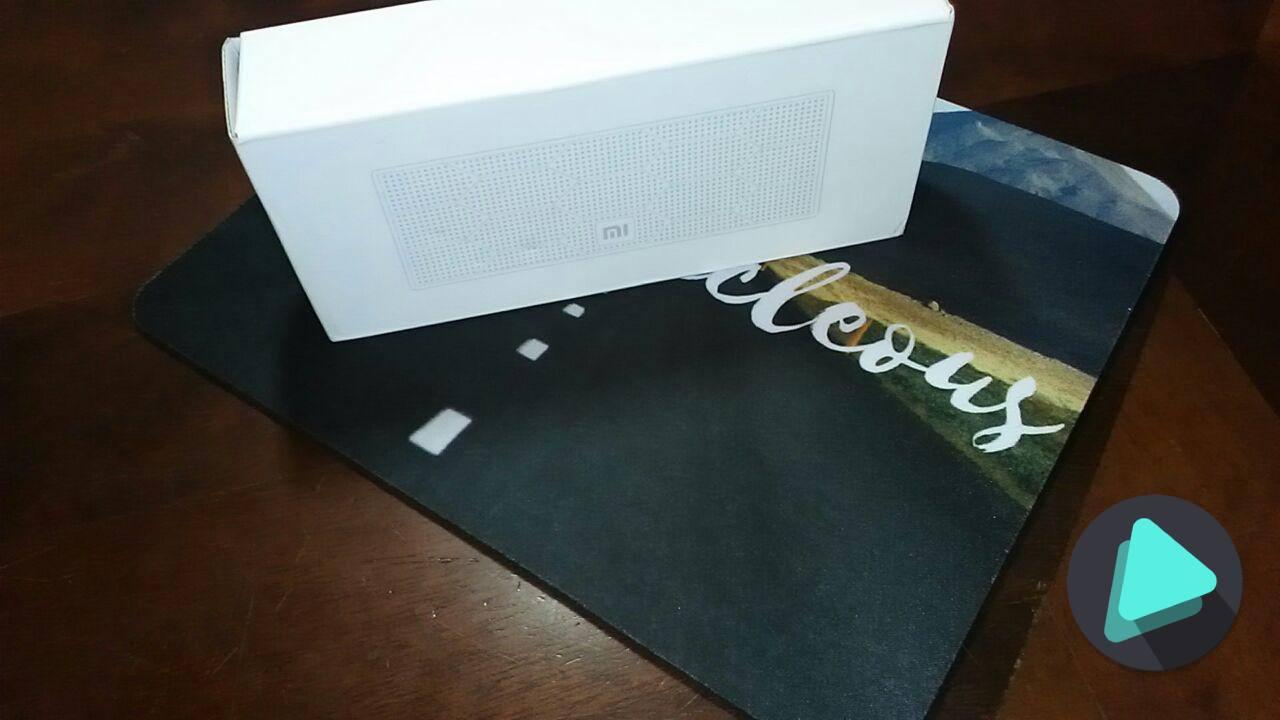 Caja Xiaomi mi bluetooth speaker