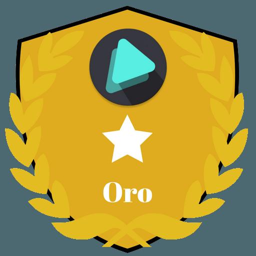 Medalla Oro Tecnonucleous