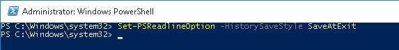 Configurar PSReadLine