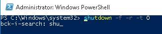 Busqueda comandos en PowerShell