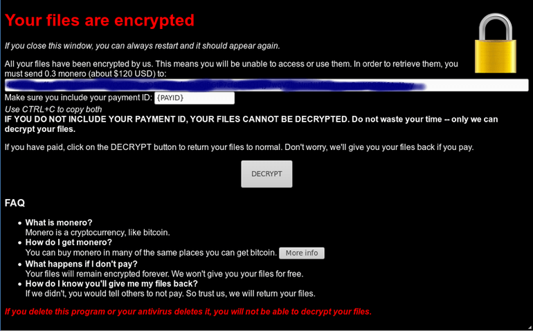 spritecoin-ransomware