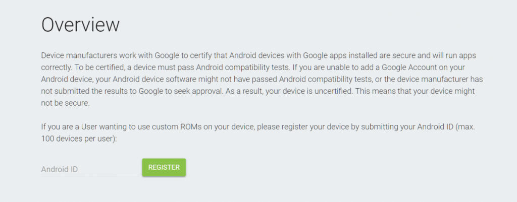 Google-Play-Custom-ROM-Whitelist