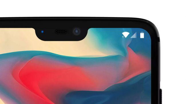 OnePlus6-pantalla