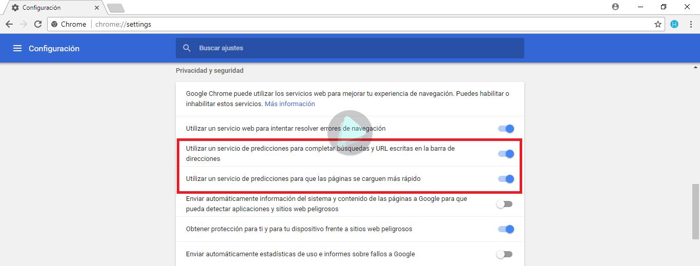 google-chrome-configuracion-dns