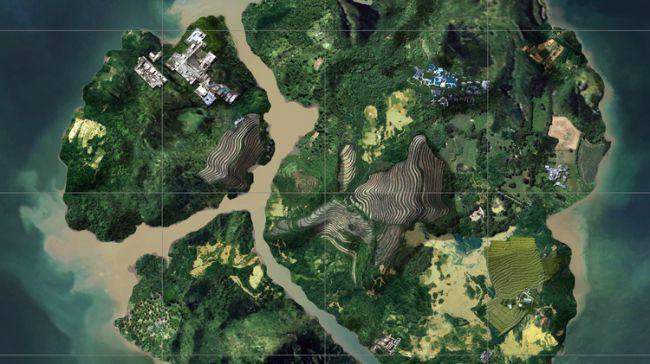 mapa-PUBG
