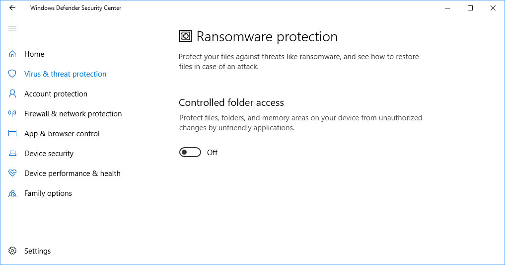 ransomware-protection-settings