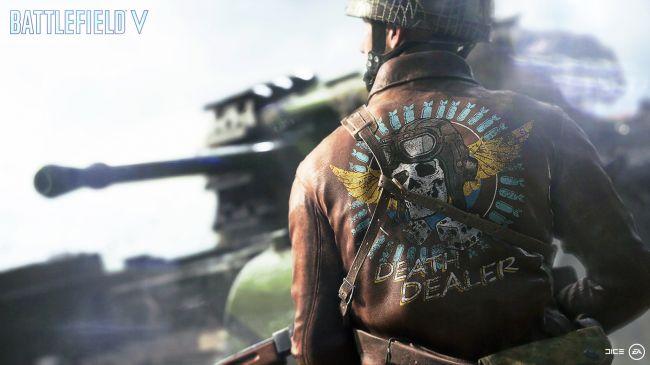 Battlefield V compañia