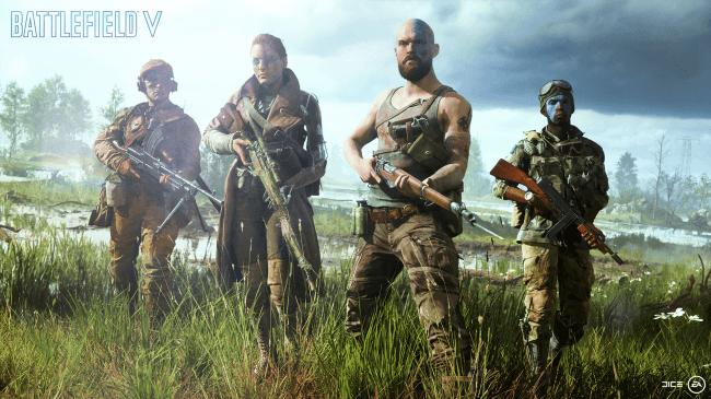 Battlefield V multijugador