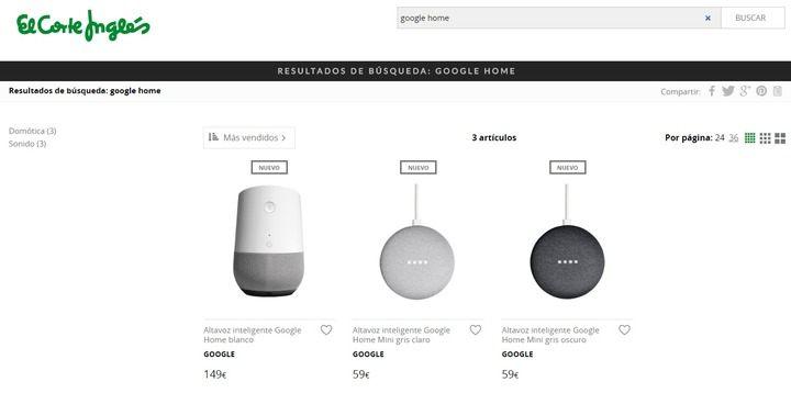 Google-Home-altavoces