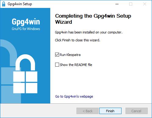 gpg4win-fin-instalacion