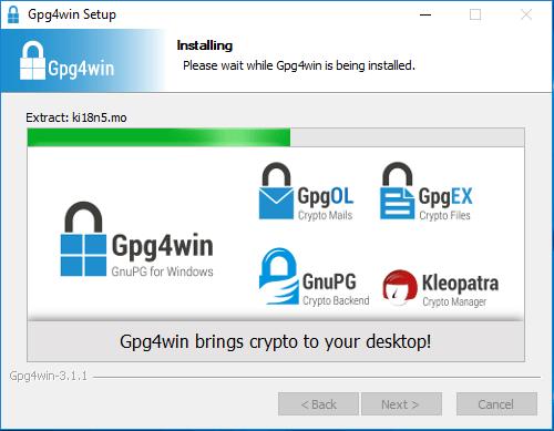 gpg4win-instalando