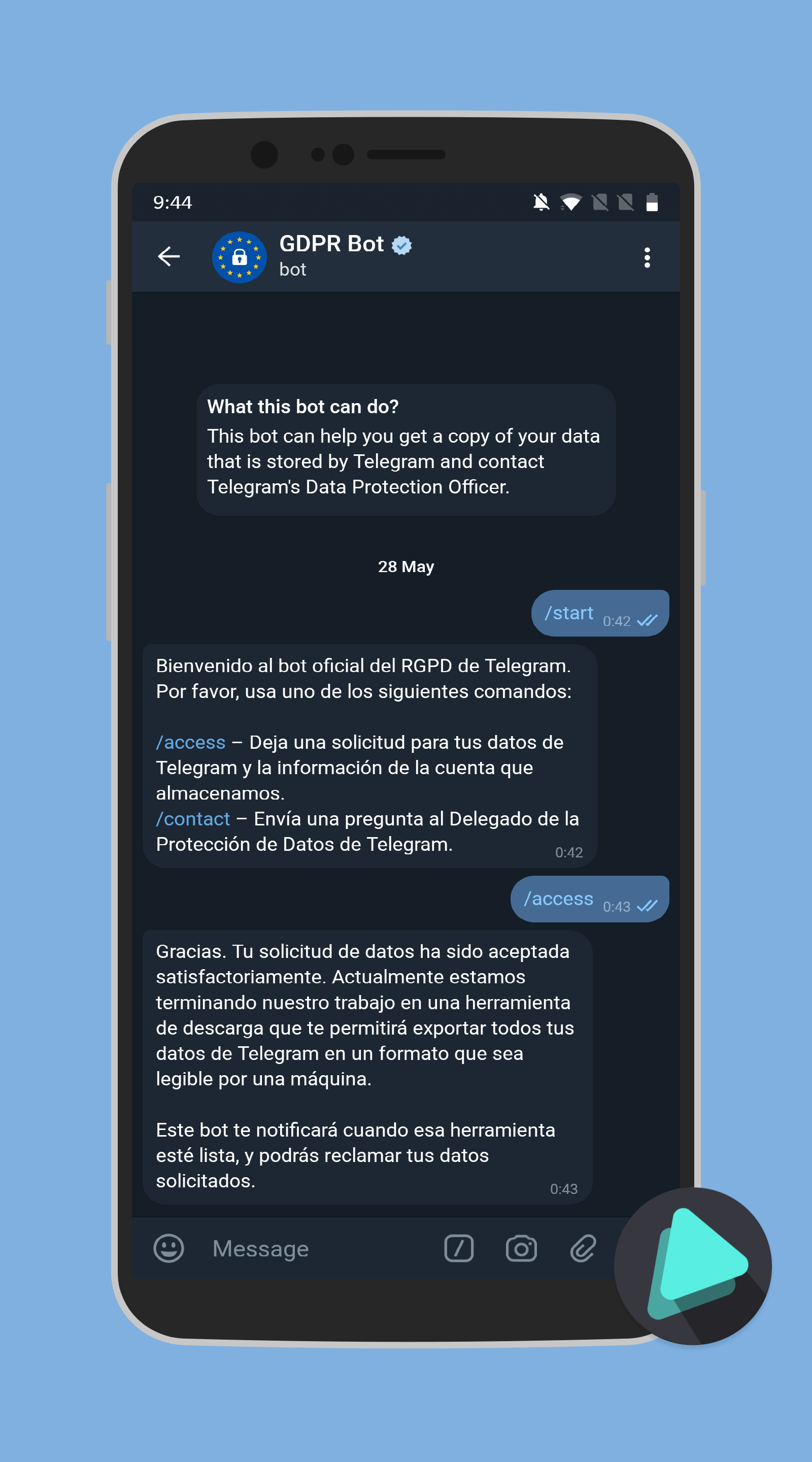 telegram-gdpr-bot