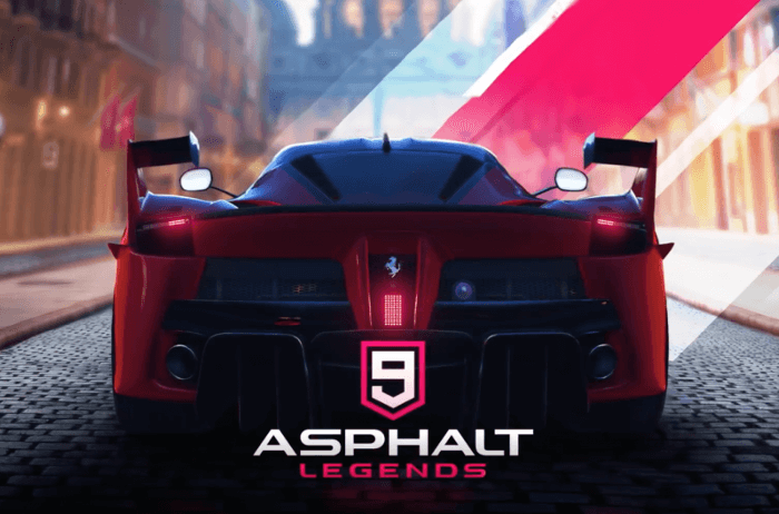 Asphalt 9: Legends próximamente disponible en Android, iOS y Windows 10