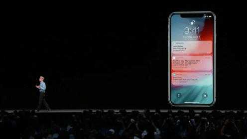 iphone ios12