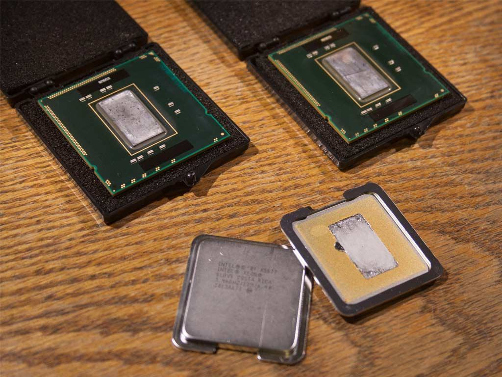CPU-delid