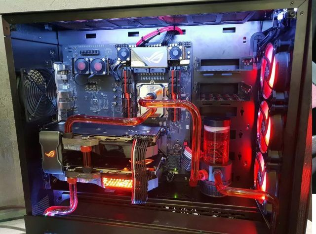 chipset-X599