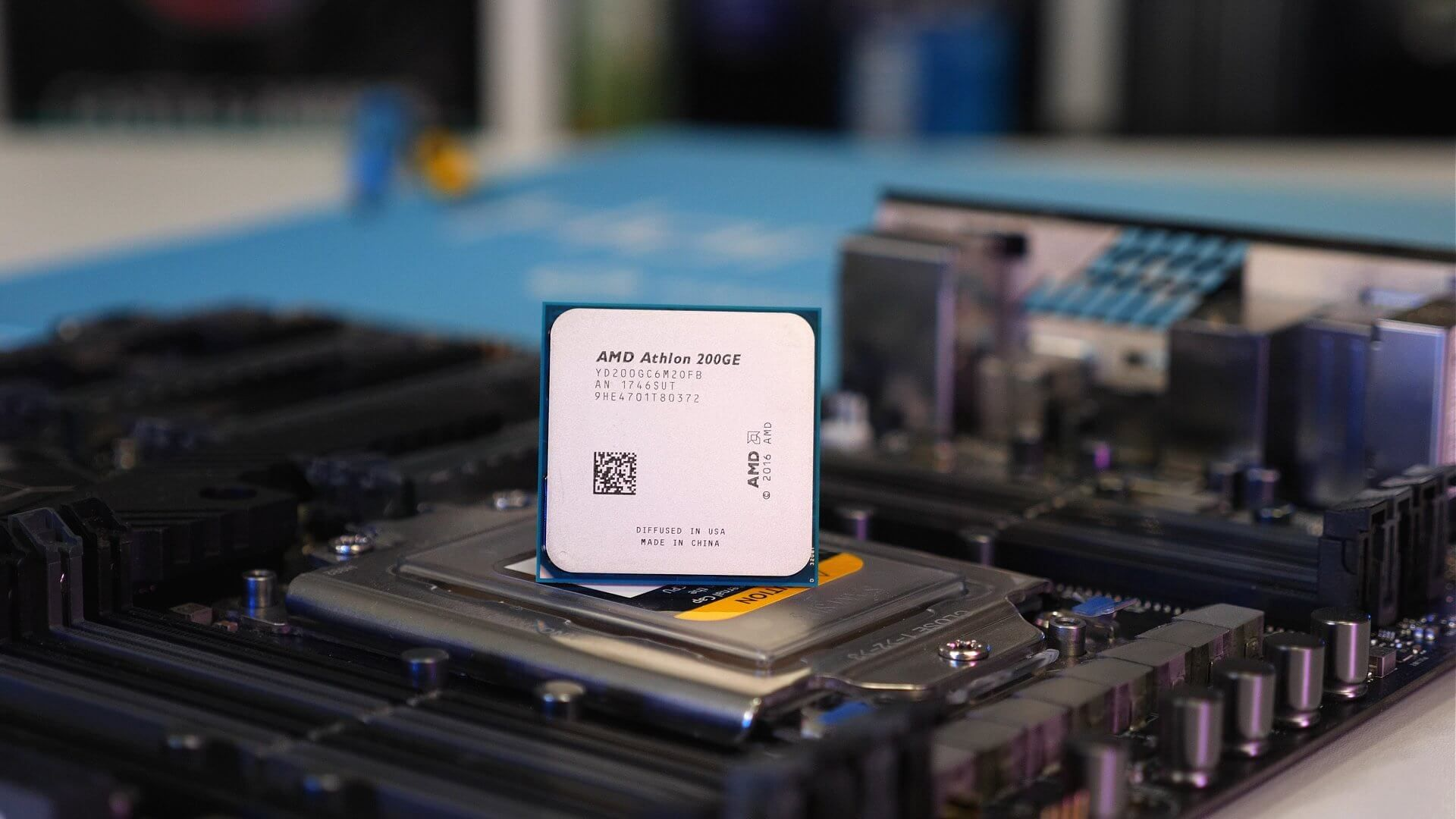 El último chip de AMD para la plataforma FM2+