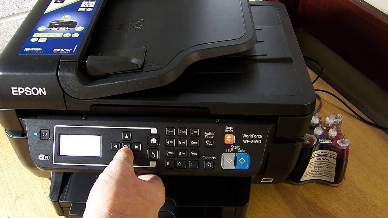 EFF solicita una investigación a Epson por el firmware anticompetitivo de su impresora