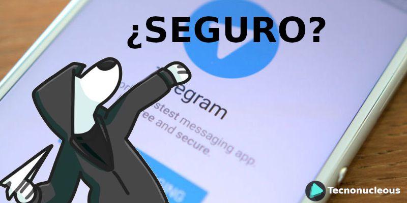 Telegram SÍ cifra los mensajes guardados en el ordenador