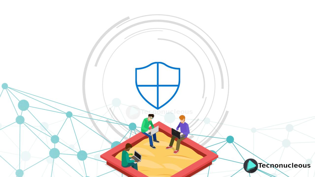 Windows Defender se convierte en el primer antivirus en ejecutarse dentro de un sandbox