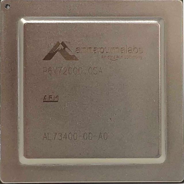 Graviton CPU