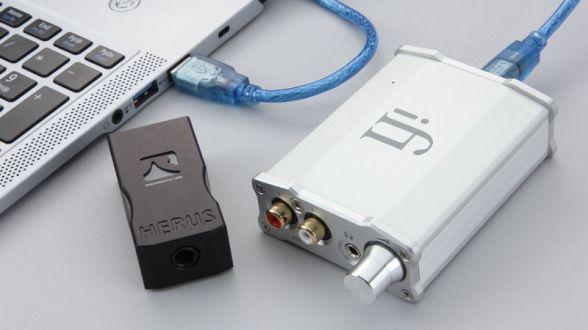 DAC USB