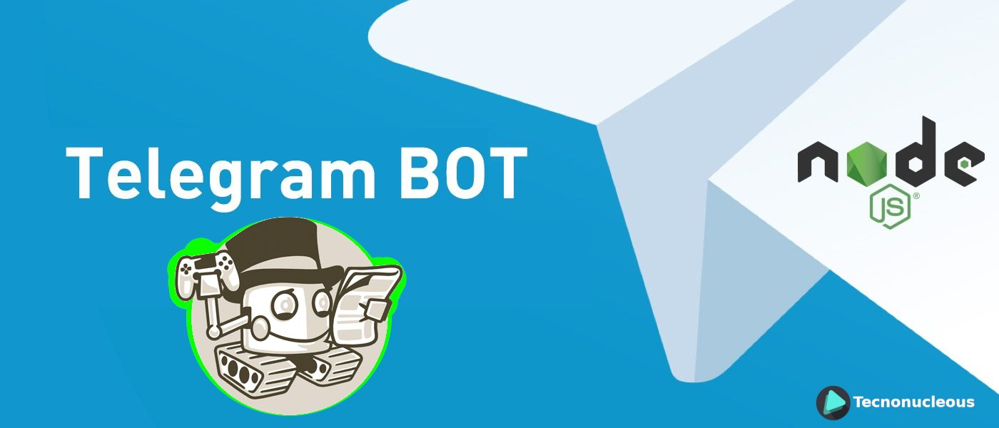 Telegram Bot Nodejs Open Source