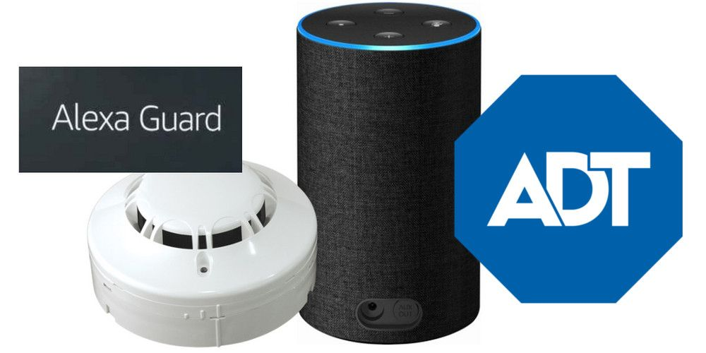 Amazon Alexa Guard Adt