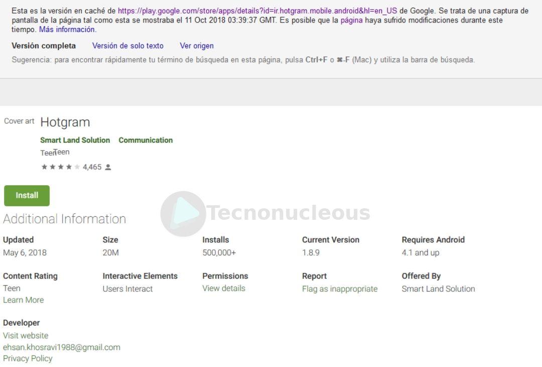 ficha-hotgram-google-play