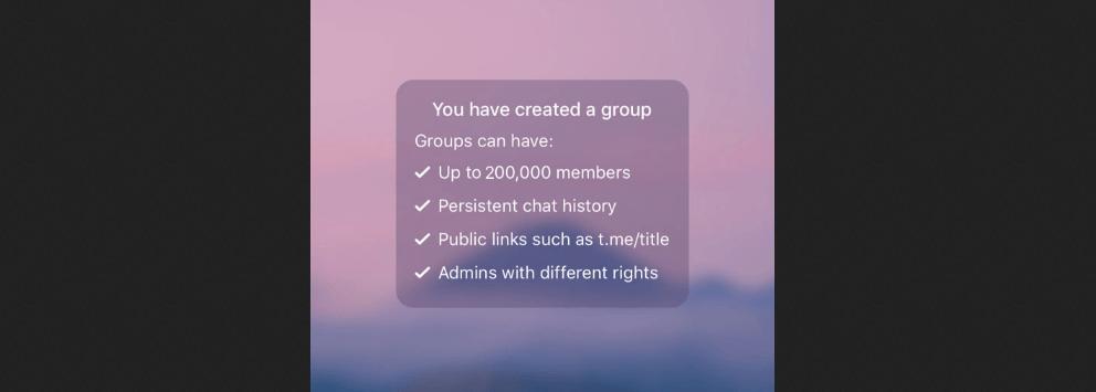 Grupos 20,000 miembros en Telegram