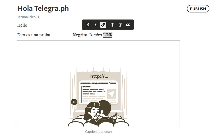 Prueba-Telegra.ph