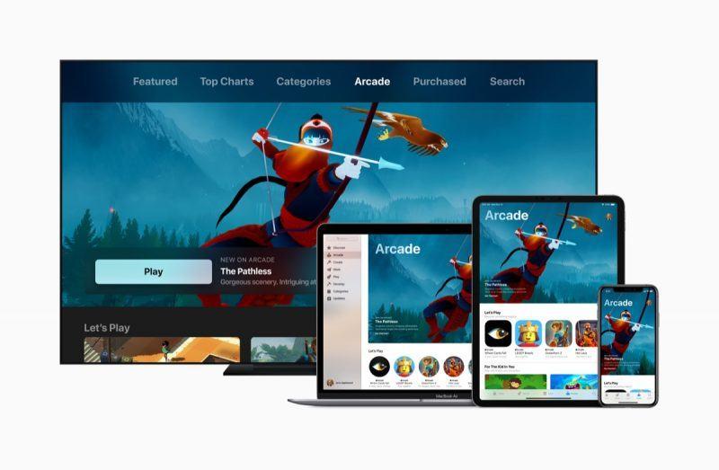 Apple-arcade-dispositivos