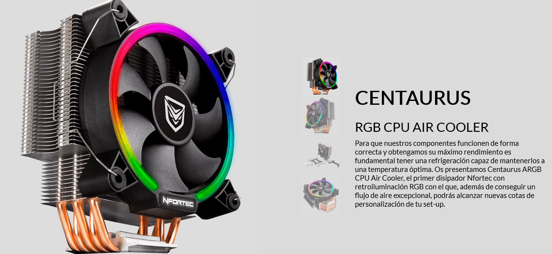 Nfortec-Centaurus