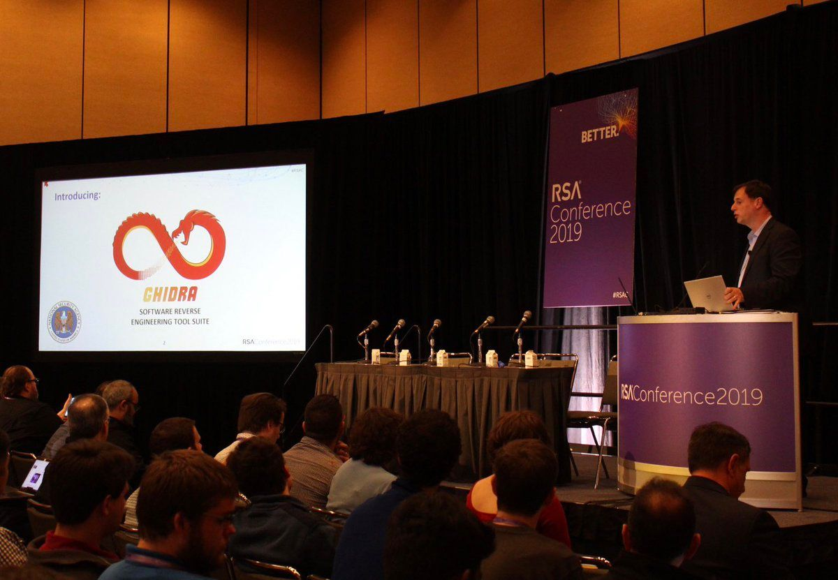 Ghidra RSA Conference 2019