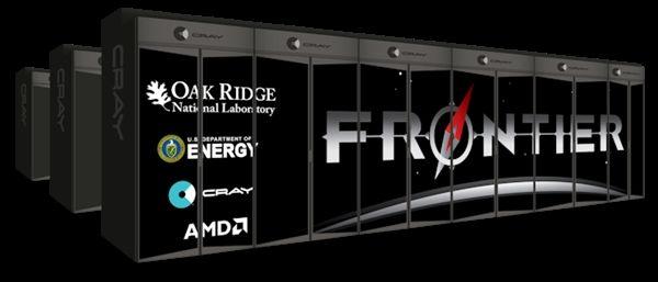 Superordenador AMD Frontier