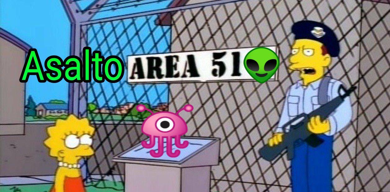 Asalto al Area 51 Asalto-area51-y-memes